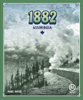 1882: Assiniboia board game