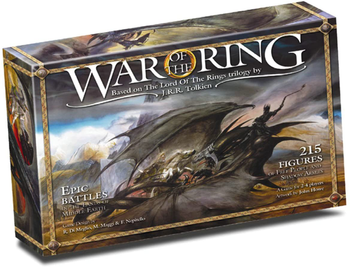 War of the Ring board game
