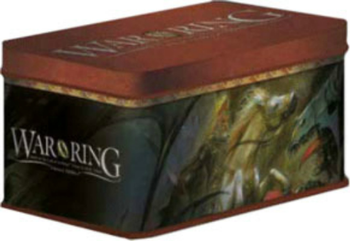 War of the Ring: Second Edition - Tin and Card Sleeves