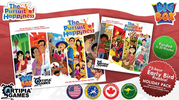 The Pursuit of Happiness: Big Box and Nostalgia expansion
