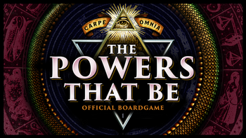 The Powers That Be Boardgame