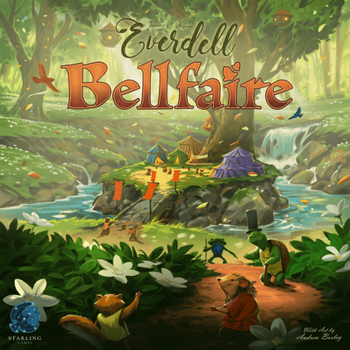 Everdell: Bellfaire Expansion board game