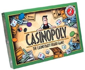 Casinopoly board game