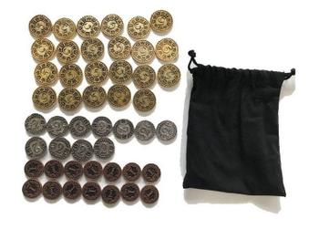 Maracaibo: Coins