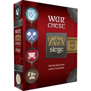 War Chest: Siege board game