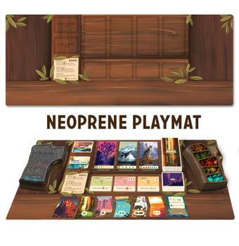 PARKS: Playmat