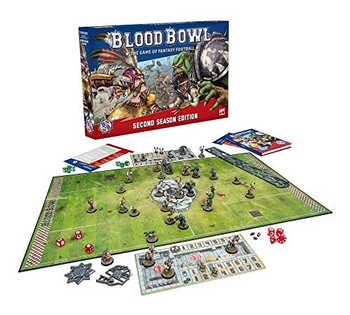 Blood Bowl: Second Season Edition board game