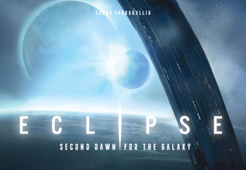 Eclipse: Second Dawn for the Galaxy board game
