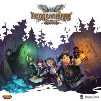 Dungeonology: The Expedition board game