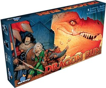 Dragon Run board game