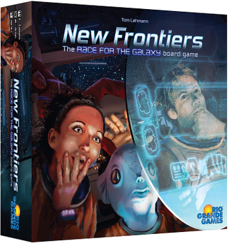 New Frontiers board game