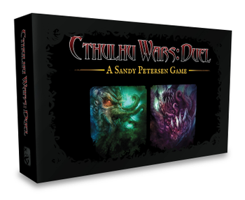 Cthulhu Wars: Duel board game