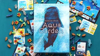 Aqua Garden board game
