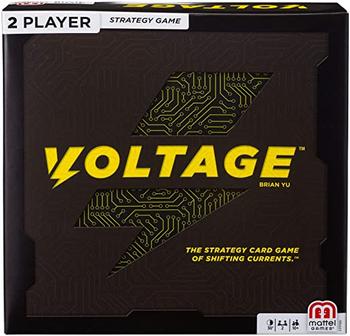 Voltage board game