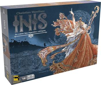 Inis board game