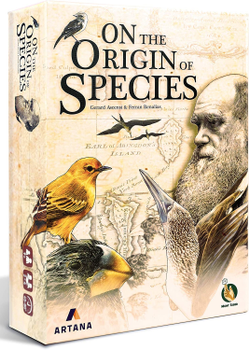 On the Origin of Species board game