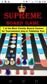 Supreme Board Game board game
