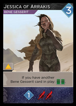 Dune: Imperium – Jessica of Arrakis Promo Card board game
