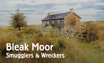 Bleak Moor – Smugglers & Wreckers board game