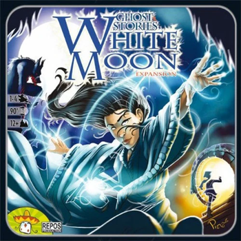 Ghost Stories: White Moon Expansion board game