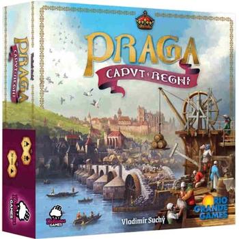 Praga Caput Regni board game