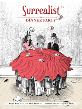 Surrealist Dinner Party board game