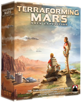 Terraforming Mars: Ares Expedition board game