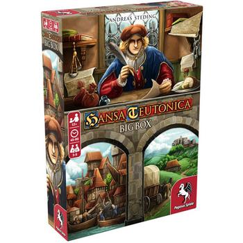 Hansa Teutonica: Big Box board game