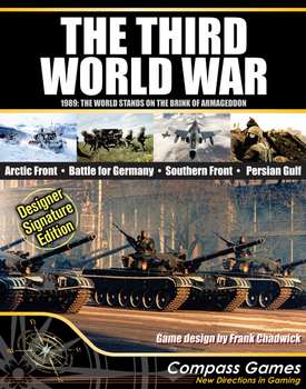 The Third World War: Designer Signature Edition board game