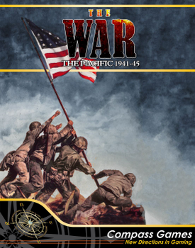 The War: The Pacific 1941-45 board game