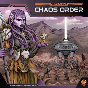 Circadians: Chaos Order board game