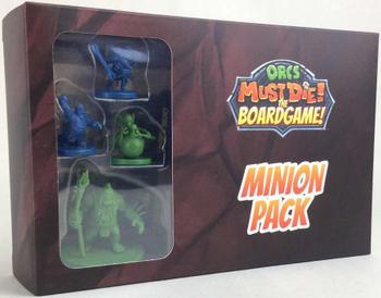 Orcs must Die!: Minion Pack board game