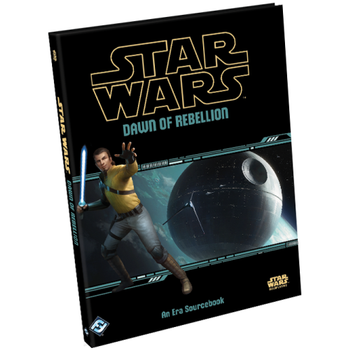 Star Wars RPG: Dawn of Rebellion board game