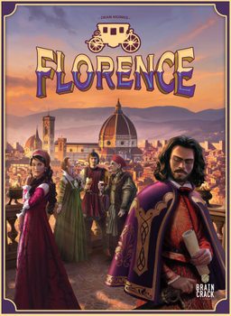 Florence board game
