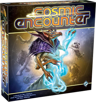 Cosmic Encounter: 42nd Anniversary Edition board game