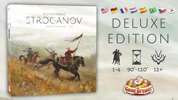 Stroganov board game