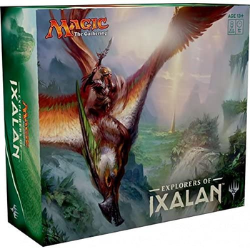 Magic: The Gathering – Explorers of Ixalan board game