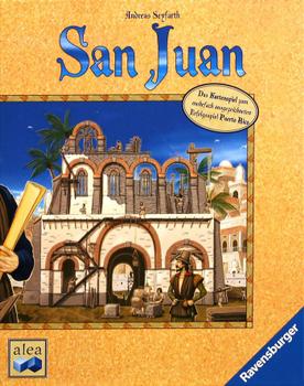 San Juan board game