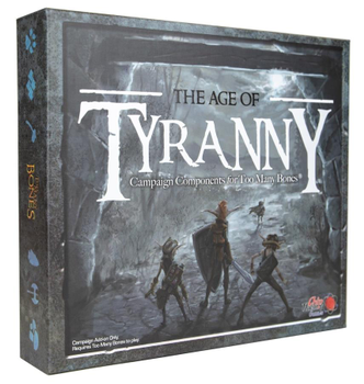 Too Many Bones: The Age of Tyranny board game