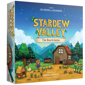 Stardew Valley: The Board Game board game