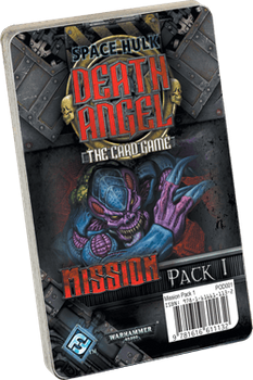 Space Hulk: Death Angel - Mission Pack 1 Expansion board game