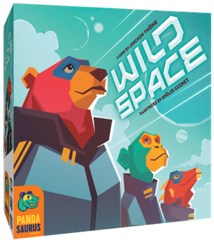 Wild Space board game