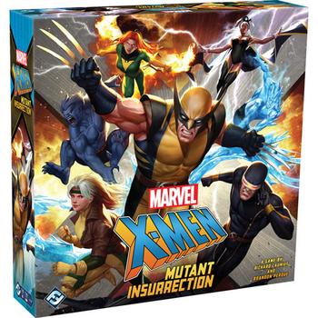 X-Men: Mutant Insurrection board game