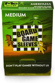 Card Sleeves: Arcane Tinmen Medium Non-Glare board game