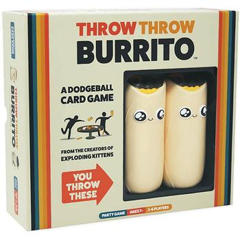 Throw Throw Burrito: Original Edition board game
