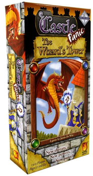Castle Panic: The Wizard's Tower board game