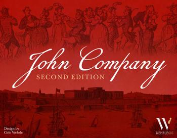 John Company (Second Edition) board game