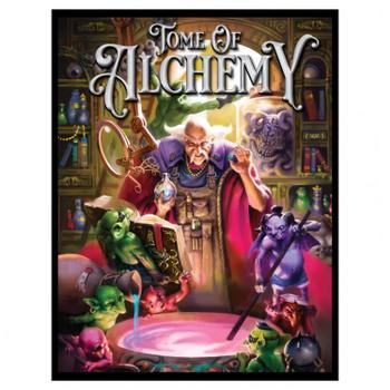 Tome of Alchemy (5E) board game