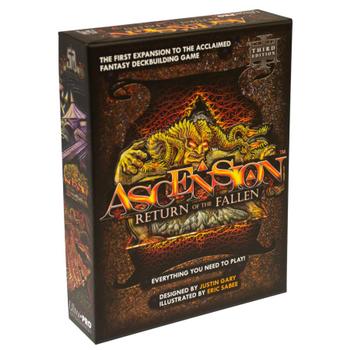 Ascension: Return of the Fallen board game