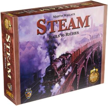 Steam board game